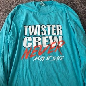 Maryland Twisters Blue Long Sleeve